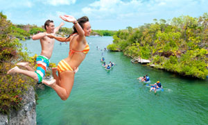 Tour Xel-Ha All Inclusive